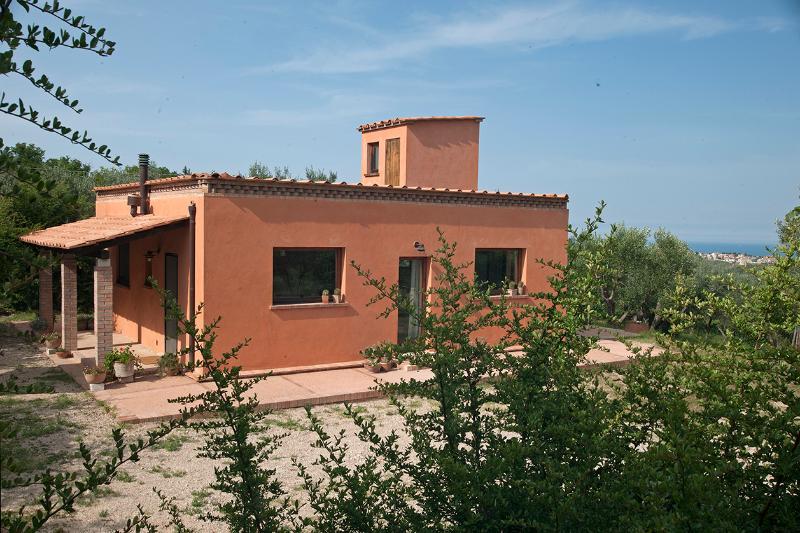 Cascina Angelica, holiday rental in Carunchio