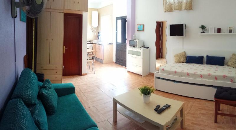 Apartamento en Barbate para 4 personas., alquiler de vacaciones en Barbate