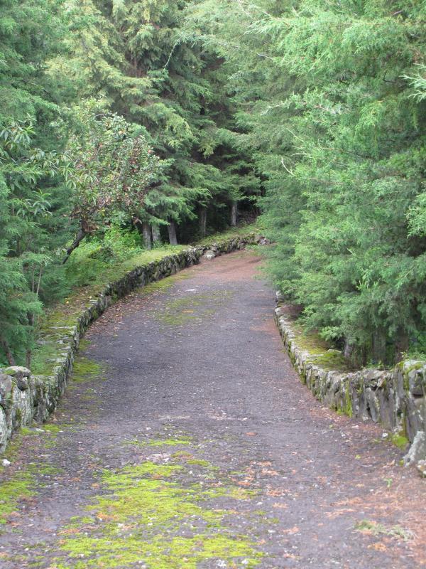 path for biking