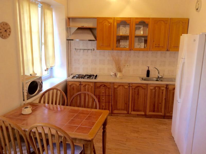 An apartment is the center of the city, aluguéis de temporada em Cazaquistão