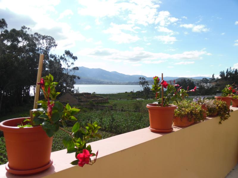 Lake´s view from terrace