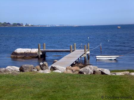 Little Beach/Dock Area