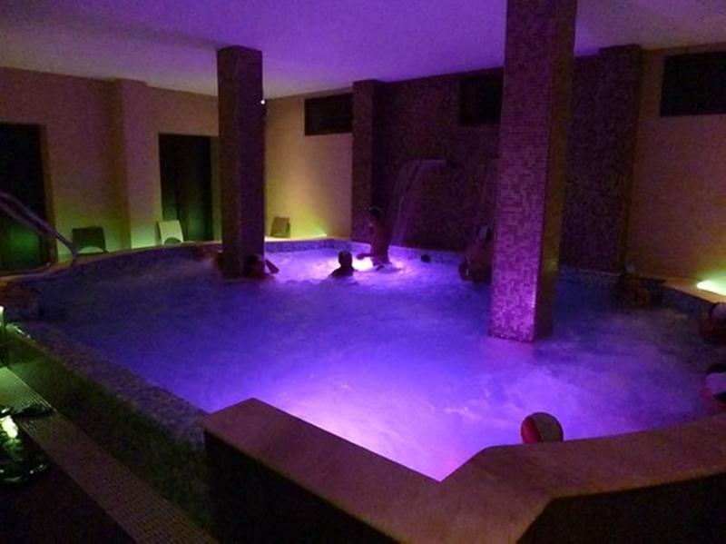 We're only 10 min by car from SEGESTA THERMAL SPA! pools, sauna caves, massages!