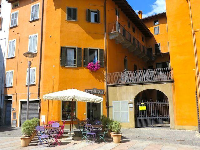 Cavaliere apartment in the city centre of Verbania Intra, aluguéis de temporada em Intra