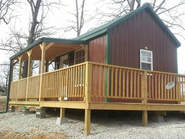 Secluded Truman Lake Studio Cabin (Z and ZZ), holiday rental in Windsor