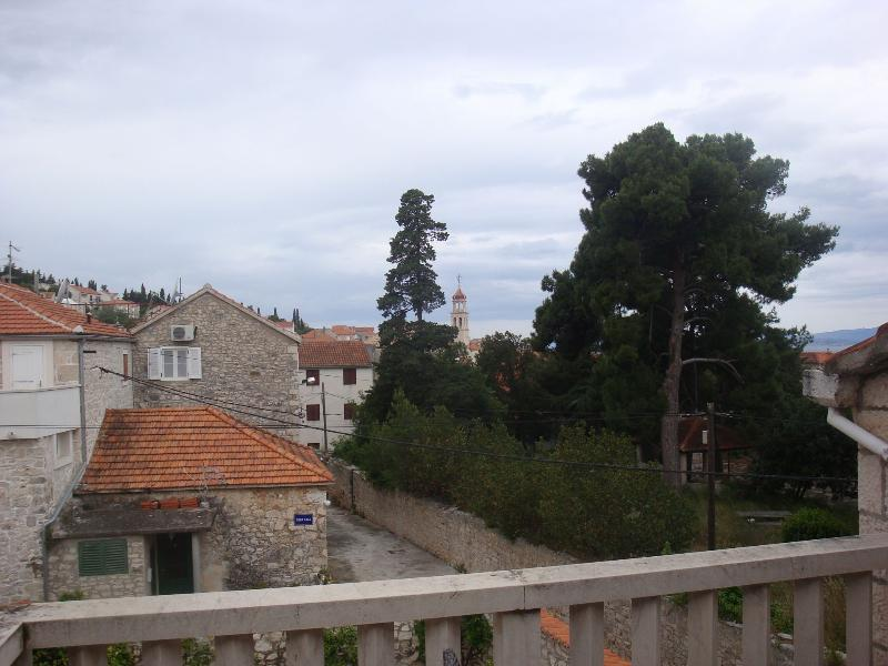 A3 Crveni(2+2): terrace view