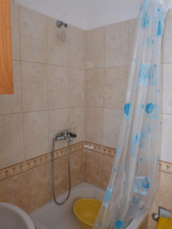 A6 Prvi kat (3 + 1): salle de bains avec toilette