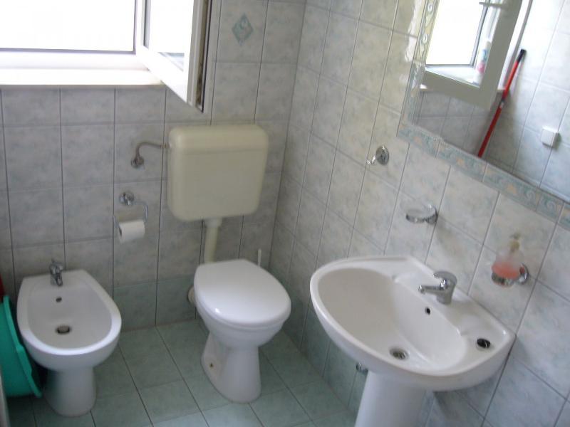 A1 LIJEVI (2+2): bathroom with toilet