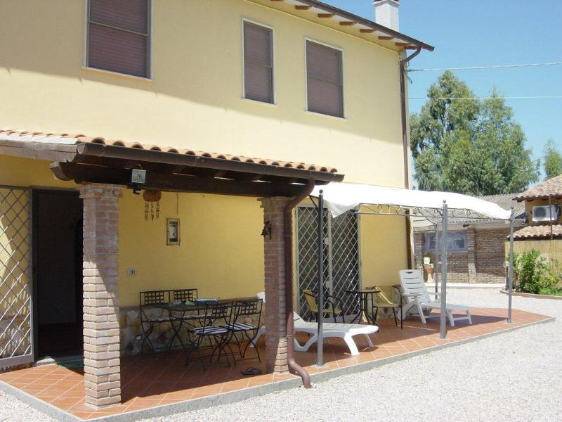 Relax in alta Maremma, holiday rental in Pescia Romana