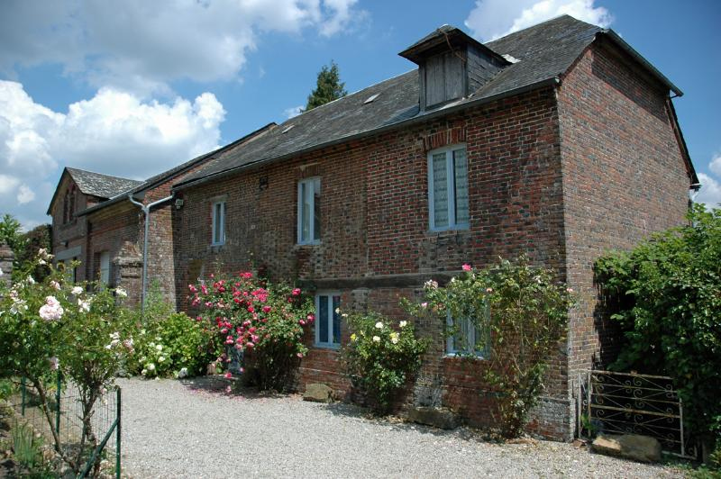 The Coach House, holiday rental in Saint-Evroult-Notre-Dame-du-Bois