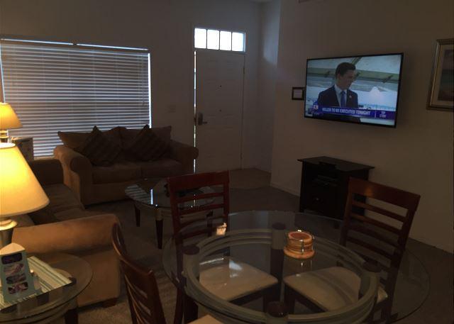 50' flat screen tv