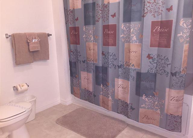 2 full bathrooms