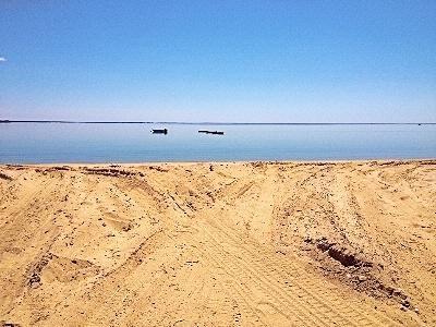 Powers Landing aka. Seashells Beach