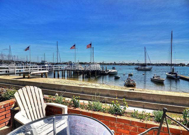 Bayfront Patio Views