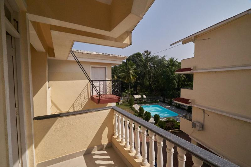 Beach Haven Holiday Apartment, Majorda, Goa, location de vacances à Cansaulim
