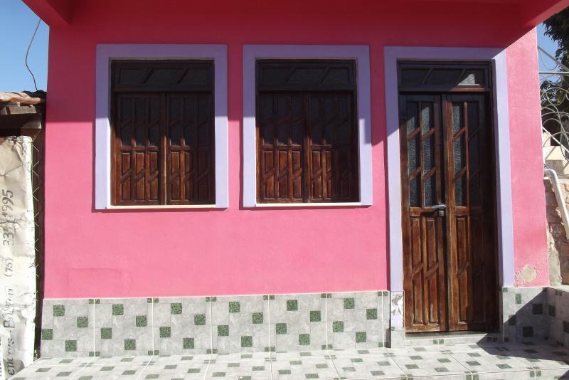 Casa Locação Temporada Em Lençóis Bahia Brasil, holiday rental in Andarai