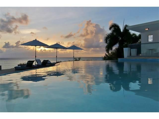 Best sunset in Puerto Rico from your Infinity Pool