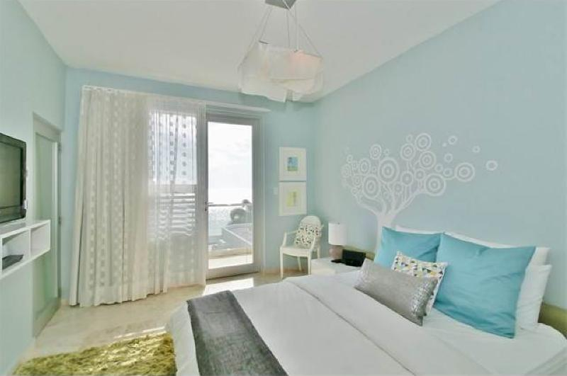 One of the Ocean View Queen Sized Rooms