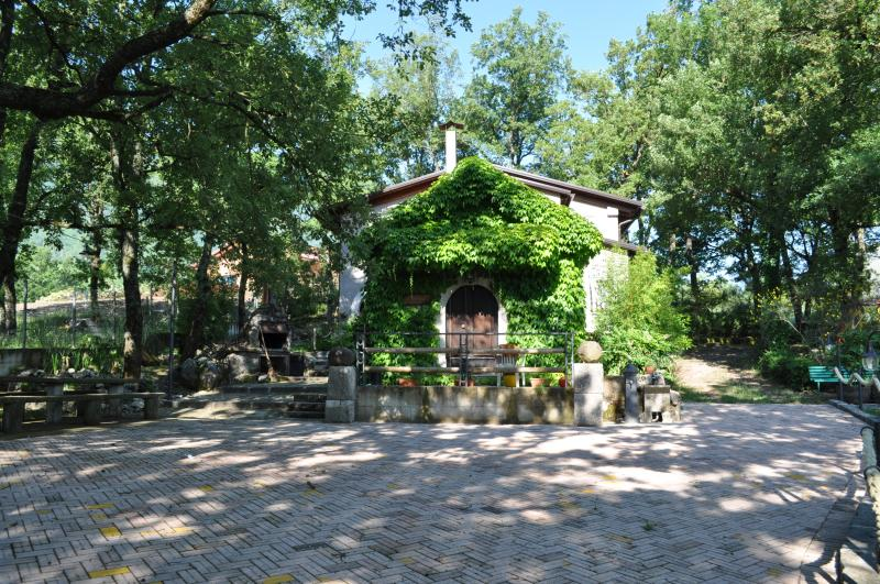 Oasi Casanova, vakantiewoning in Brienza