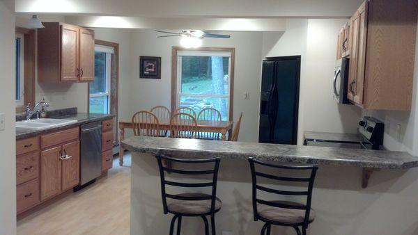 Eagle River, WI Vacation Home, holiday rental in Conover