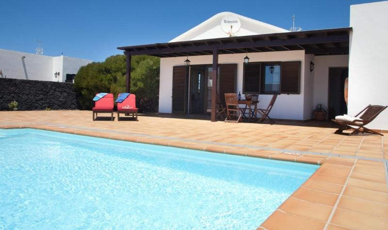 louer appart Lanzarote Villa à