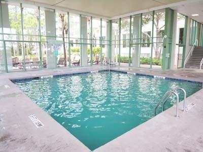 piscine intérieure * Westin