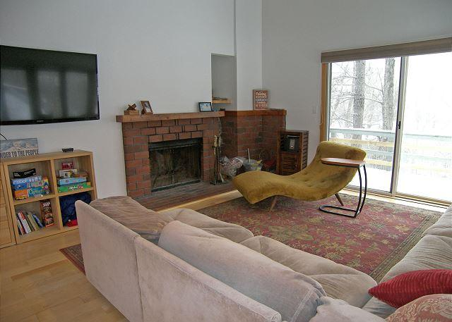 Alternate View of the Living Area