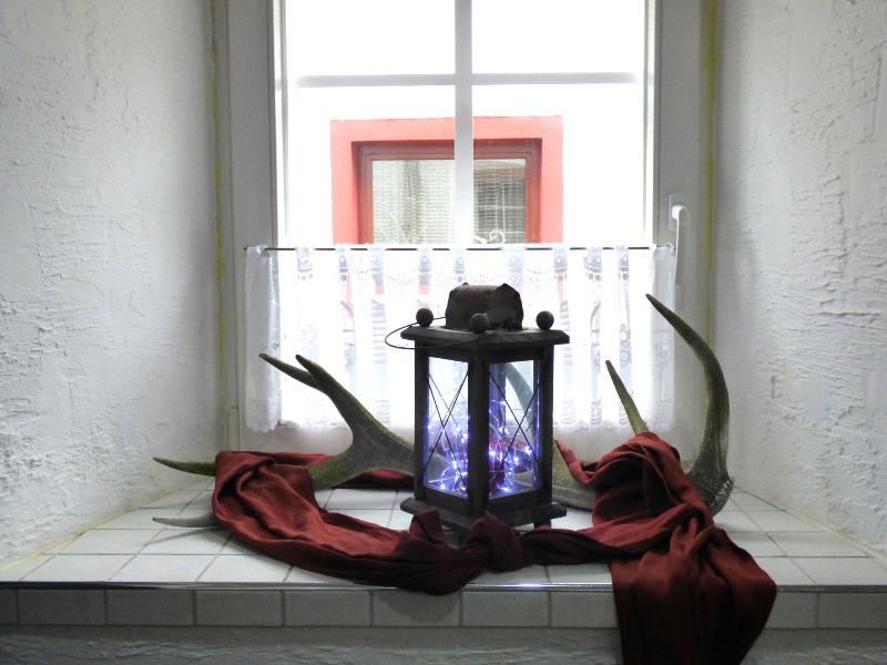 Relaxen im alten Pfarrhaus, holiday rental in Pomster