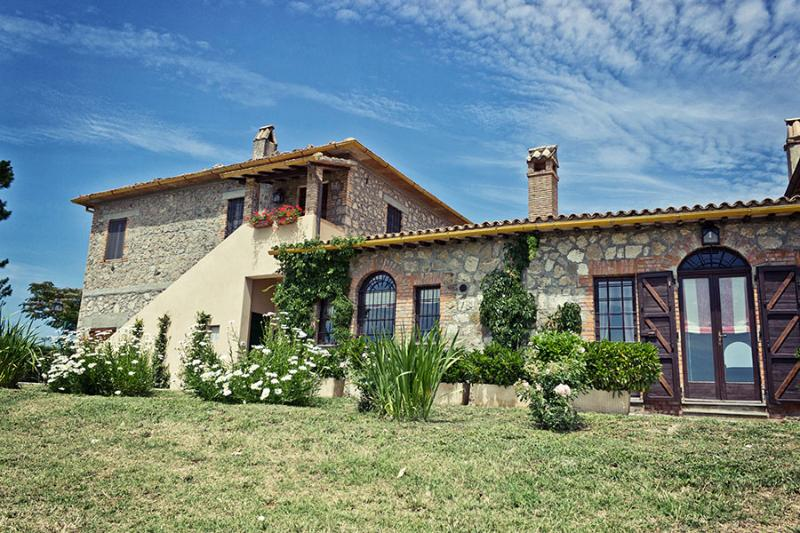 Casa Amica If rented for 7 people, holiday rental in Porano