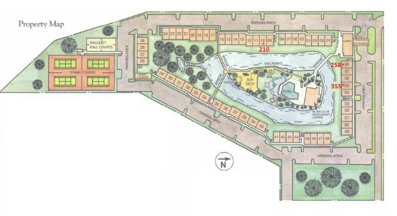 Plan of our grounds