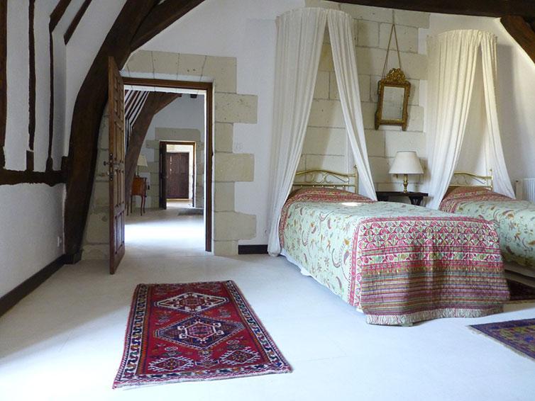La suite 'Plantagenet', vacation rental in Couziers