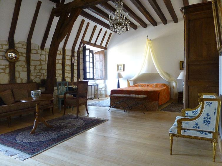 La chambre 'Rabelais', vacation rental in Couziers