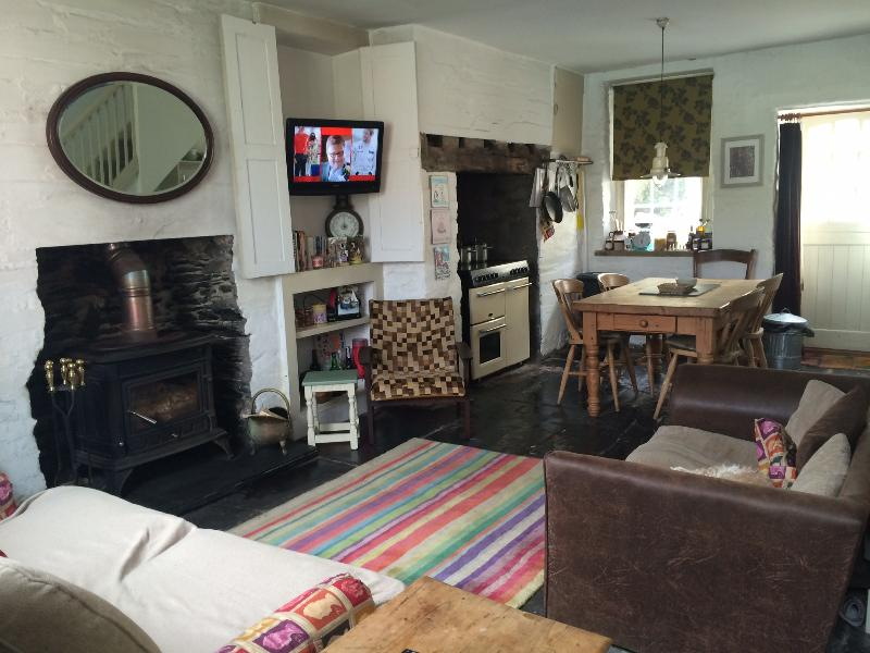 Charming terraced cottage in snowdonia, vacation rental in Snowdonia National Park