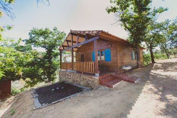 La Brizna casa Azul, alquiler de vacaciones en Castilblanco