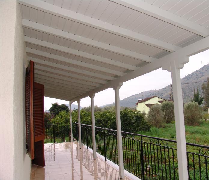 VILLA ANNA, aluguéis de temporada em Mycenae