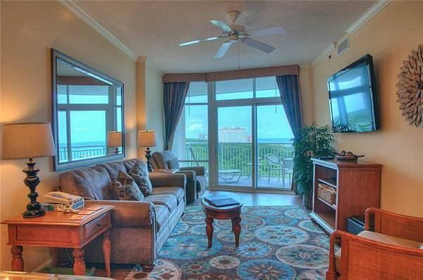 WOW GORGEOUS 1300 SF 2 BEDROOM  HORIZON AT 77TH #515 MYRTLE BEACH GOLDEN MILE – semesterbostad i Myrtle Beach