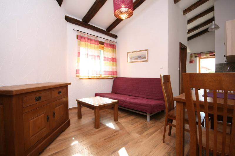 Sofa bed - ground floor