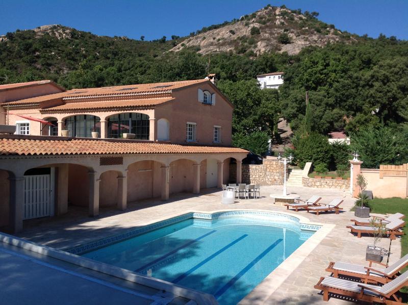Villa Miel et Coquelicots