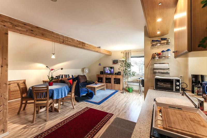 Apartment JUNGE CHARLOTTE *** for 2-3 Persons, vacation rental in Oberkraemer