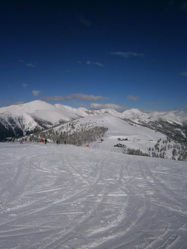 Stunning Winter panorama!