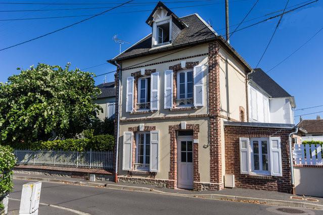 CABOURG-Maison 900m de la plage, alquiler de vacaciones en Calvados