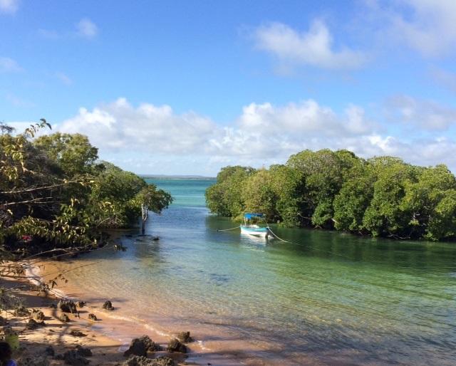 Feliz Crab Cove ~ asequible en el lugar de alojamiento de playa! Acceso fluvial y por carretera.