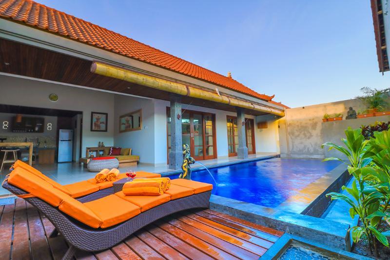 Swimming pool  Taman Amertha