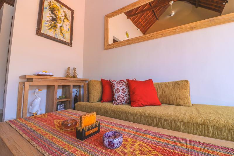 Sofa in the living room  Taman Amertha
