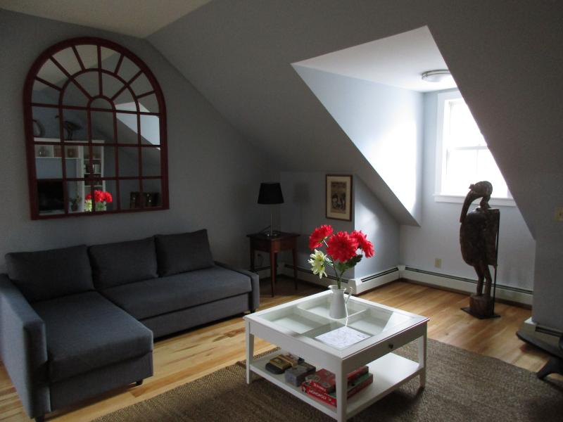 Loft style apartment half an hour from Dartmouth College.