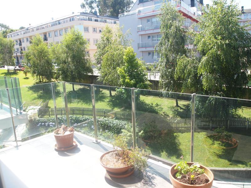 Vistas desde la terraza sur