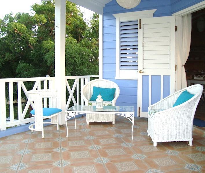 Starlight veranda