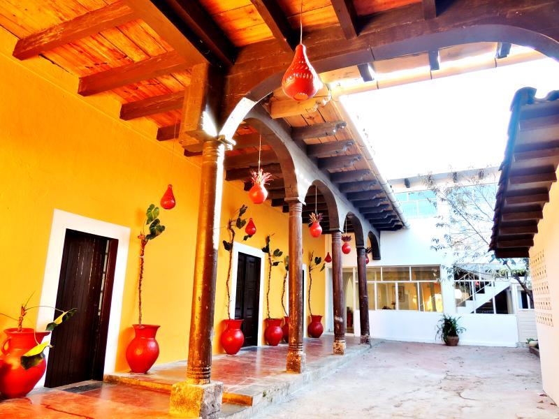Los Anturios - Maison coloniale + vue à 360°, location de vacances à Chiapas