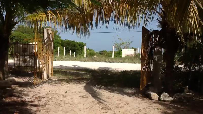 CASA EN LA PLAYA DE CELESTUN,YUCATAN, vacation rental in Celestun