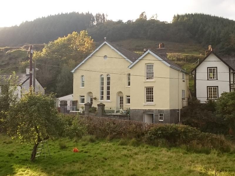 Isfryn Cottage, Aberangell, vacation rental in Llanbrynmair
